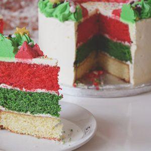 Cakes & Pies Christmas