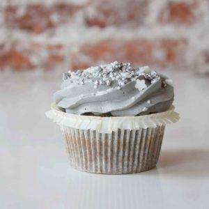Vanilla Confetti Cupcake